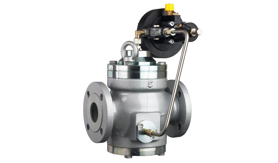 регулятор давления газа высокого