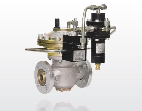 Пилотный регулятор давления газа DIXI Fiorentini (Фиорентини)
